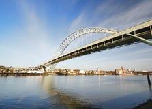 A ponte bonita de Freemont Fotos de Stock