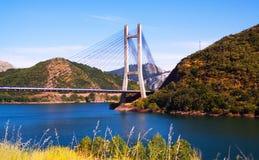 ponte Cabo-permanecida Fotografia de Stock Royalty Free