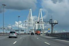 ponte Cabo-permanecida Imagens de Stock