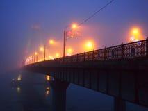 ponte Cabo-permanecida Imagem de Stock Royalty Free