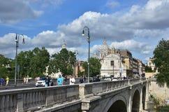 Ponte Cavour Stock Images