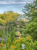 Ponte Central Park de Gapstow, New York City Foto de Stock Royalty Free