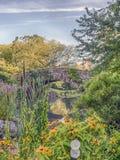 Ponte Central Park de Gapstow, New York City Fotos de Stock Royalty Free