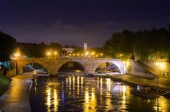 Ponte Cestio Royalty Free Stock Photo