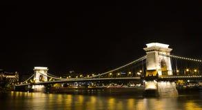 A ponte Chain Imagem de Stock Royalty Free