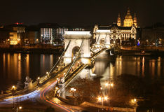 Ponte Chain Fotos de Stock