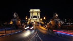 Ponte Chain magnífica Imagens de Stock