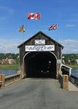 A ponte coberta a mais longa no mundo fotos de stock royalty free