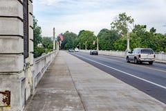 Ponte commemorativo, Roanoke, la Virginia, U.S.A. fotografie stock