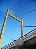 Ponte concreta Imagem de Stock Royalty Free