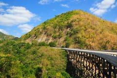 Ponte concreta Foto de Stock Royalty Free