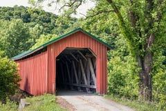 Ponte coperto di Foraker immagine stock