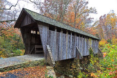 Ponte coperto di Pisgah fotografia stock