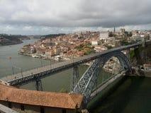 Ponte d luÃs Fotografia Stock