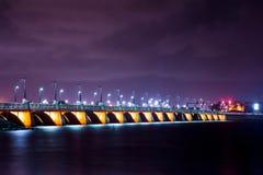 Ponte da avenida de Ashford fotografia de stock
