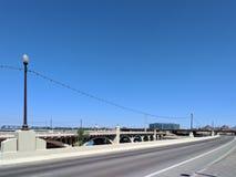 Ponte da avenida do moinho Imagem de Stock Royalty Free
