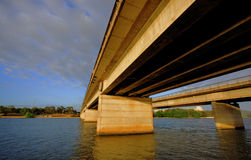 Ponte da avenida dos reis Fotos de Stock