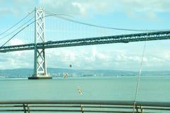 Ponte da baía Fotos de Stock