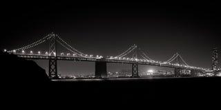 Ponte da baía Imagem de Stock