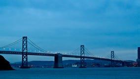 Ponte da baía da ilha do tesouro Imagem de Stock Royalty Free