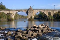 Ponte da Barca Royalty Free Stock Image