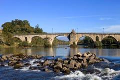 Ponte da Barca Stock Image