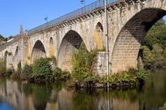 Ponte da Barca Royalty Free Stock Photos