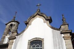 Ponte da Barca kyrka av Misericordia Fotografering för Bildbyråer