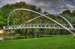 Ponte da borboleta Imagens de Stock Royalty Free