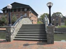 Ponte da cidade! Imagem de Stock Royalty Free