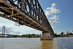 Ponte da cidade fotos de stock royalty free