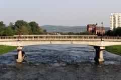Ponte da cidade fotos de stock