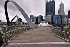Ponte da cidade Imagem de Stock Royalty Free