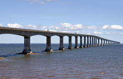 Ponte da confederação Foto de Stock