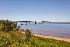 Ponte da confederação Fotografia de Stock