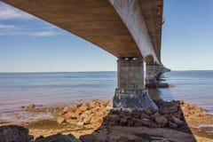 Ponte da confederação Foto de Stock Royalty Free