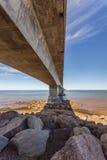 Ponte da confederação Imagem de Stock