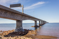 Ponte da confederação Imagem de Stock Royalty Free
