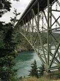 Ponte da decepção Foto de Stock Royalty Free