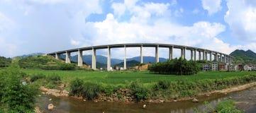 Ponte da estrada Foto de Stock