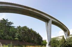 Ponte da estrada Imagem de Stock
