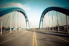 Ponte da estrada Imagens de Stock