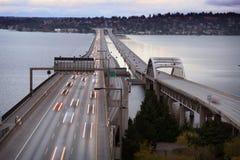 Ponte da estrada Fotos de Stock Royalty Free