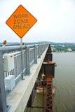 Ponte da estrada de ferro de Poughkeepsie fotos de stock royalty free