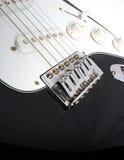 Ponte da guitarra Fotos de Stock Royalty Free