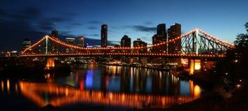 Ponte da história Foto de Stock Royalty Free