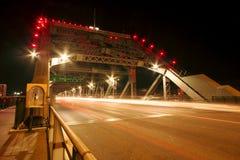 A ponte da história Fotografia de Stock