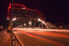 A ponte da história Imagens de Stock