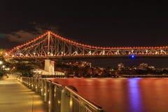 Ponte da história Imagens de Stock