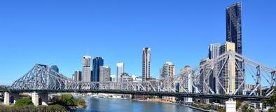 Ponte da história - Brisbane Queensland Austrália foto de stock